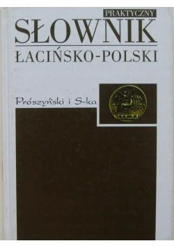 Praktyczny słownik łacińsko polski