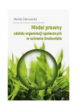 Model prawny udziału organizacji społecznych...