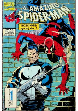 The amazing Spiderman nr 8