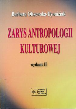 Zarys Antropologii Kulturowej