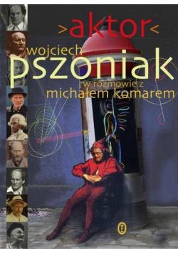 Aktor - Wojciech Pszoniak WL twarda