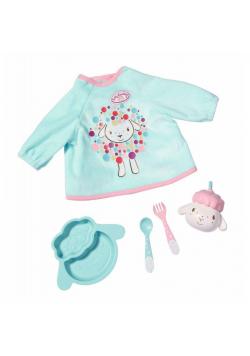 Baby Annabell - Zestaw do jedzenia z ubrankiem
