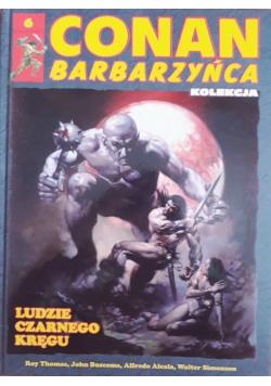Conan Barbarzyńca 6 Ludzie Czarnego Kręgu