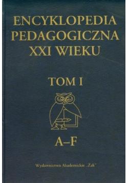 Encyklopedia Pedagogiczna XXI wieku Tom I