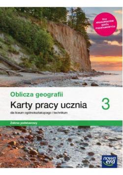Geografia LO 3 Oblicza geografii KP ZP 2021 NE
