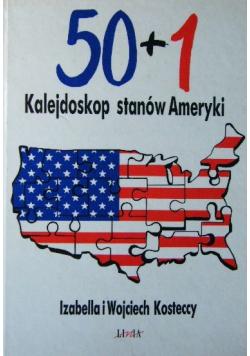 50+1 Kalejdoskop Stanów Ameryki