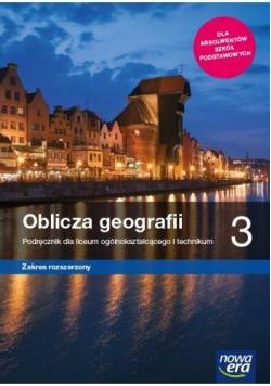 Geografia LO 3 Oblicza geografii Podr. ZR 2021 NE