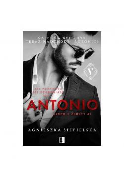 Synowie zemsty T.2 Antonio