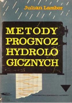 Metody prognoz hydrologicznych