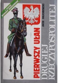 Pierwszy ułan Drugiej Rzeczypospolitej