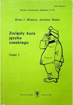 Zwięzły kurs języka czeskiego Część 1