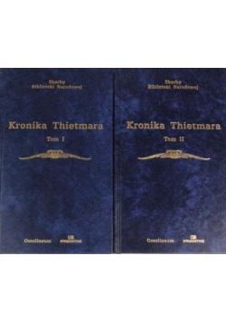 Kronika Thietmara 2 Tomy