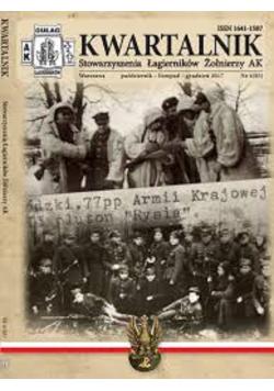 Kwartalnik Stowarzyszenia Łagierników Żołnierzy AK nr 4
