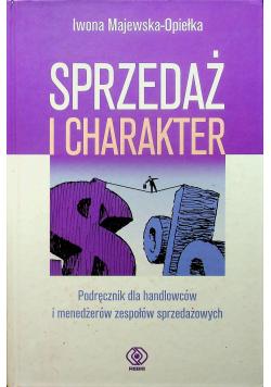 Sprzedaż i charakter