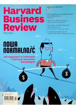 Harvard Business Review nr 7 Nowa normalność