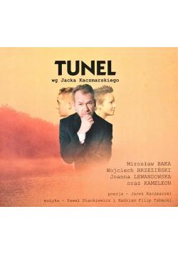 Tunel według Jacka Kaczmarskiego CD