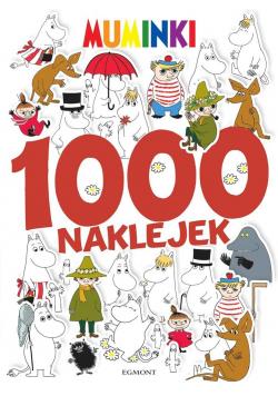 1000 naklejek. Muminki