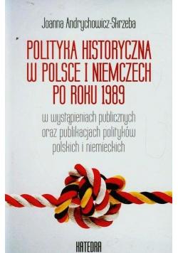 Polityka historyczna w Polsce i Niemczech po 1989