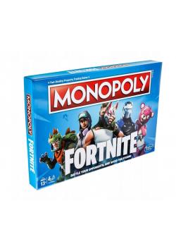 Monopoly Fortnite wersja polska