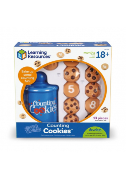 Ciasteczka, Zestaw zabawek do nauki liczenia