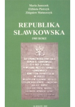 Republika sławkowska