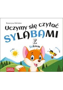 Uczymy się czytać sylabami