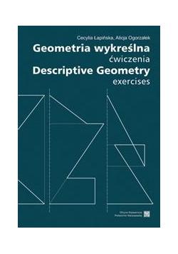 Geometria wykreślna. Ćwiczenia
