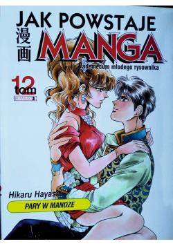 Jak powstaje Manga  Tom 12