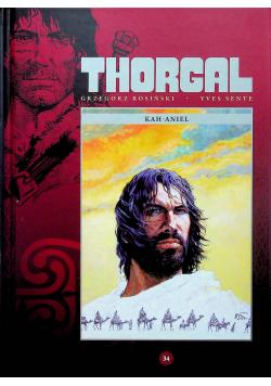 Thorgal Kah Aniel Tom 34