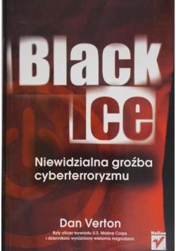 Black Ice Niewidzialna groźba cyberterroryzmu