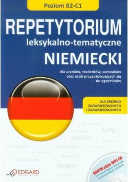 Repetytorium leksykalno tematyczne Niemiecki Poziom B2 C1