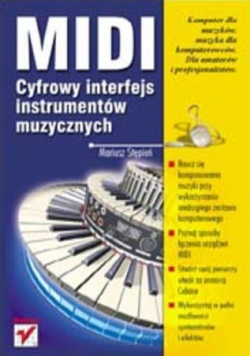 MIDI Cyfrowy interfejs instrumentów muzycznych