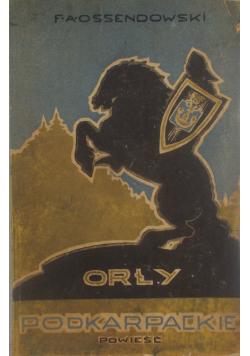 Orły podkarpackie 1938 r.