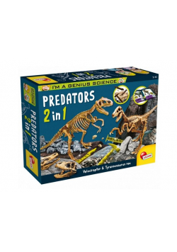 Mały Geniusz - Predators 2 w 1