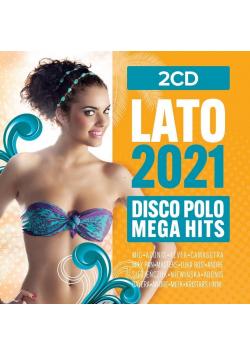 Lato 2021 - Disco Polo Mega Hits 2CD