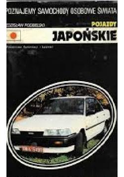 Pojazdy japońskie