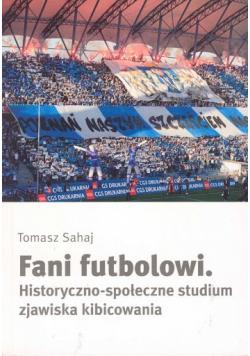 Fani futbolowi Historyczno społeczne studium zjawiska kibicowania
