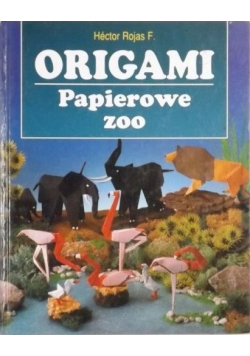 Origami papierowe zoo