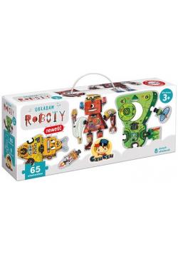 Puzzle Układam roboty