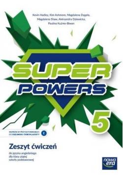 J. Angielski SP 5 Super Powers ćw. 2021 NE
