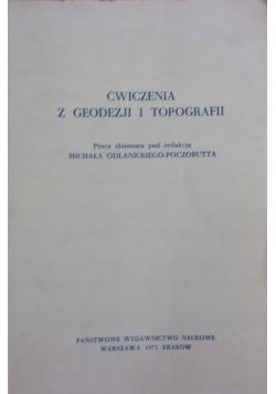 Ćwiczenia z geodezji i topografii
