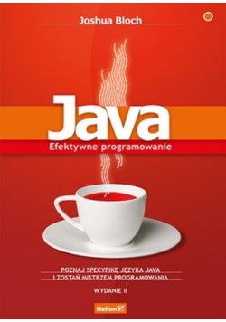 Java Efektywne programowanie