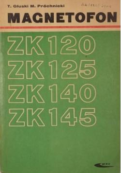Magnetofon zk 120 125 140 145