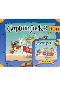 Captain Jack Plus 2 Książka ucznia