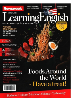 Newsweek Learning English 4/2020