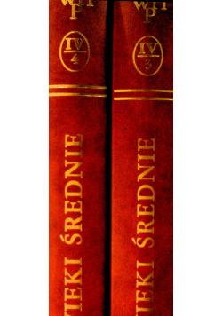 Wielka Historja Powszechna część Tom IV3 i 4 Reprint z 1938r