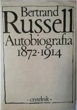 Autobiografia 1872 1914