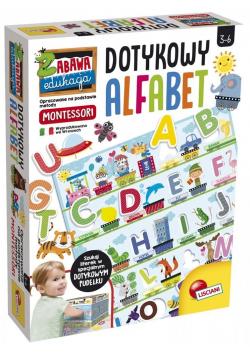 Montessori + Dotykowy alfabet