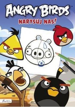Angry Birds Narysuj Nas