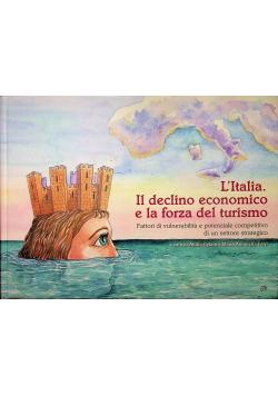 LItalia Il declino economico e la forza del turismo + Autograf Celant